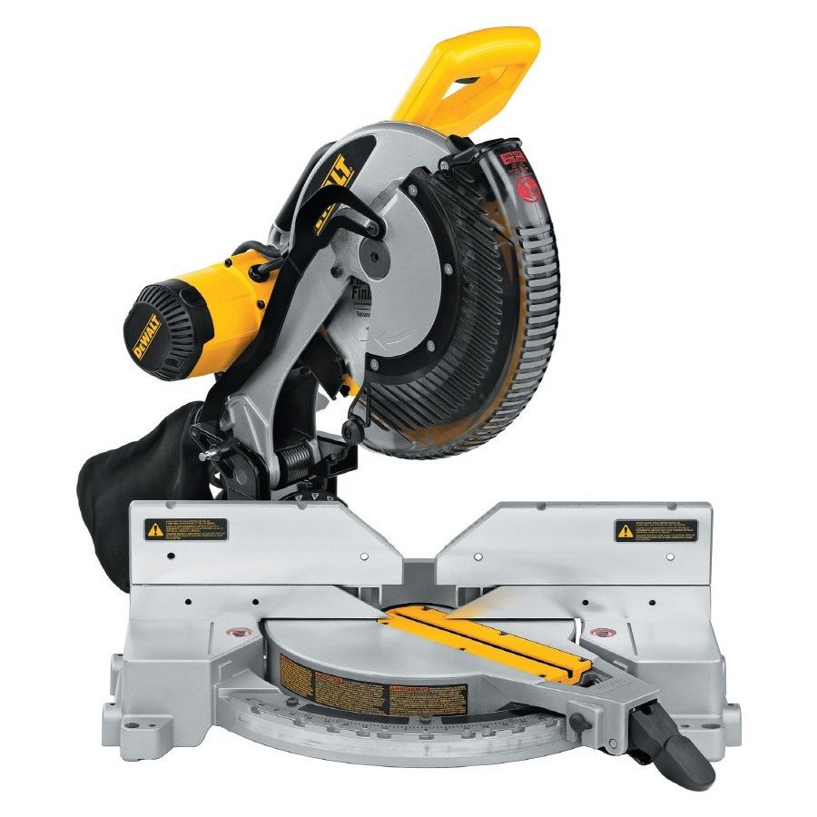 top Compound Miter Saw