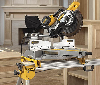 Dewalt Dw717 10 Inch Double Bevel Sliding Compound Miter