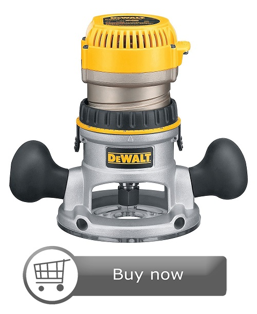 DEWALT DW 616 1-34 HP Fixed Base Router