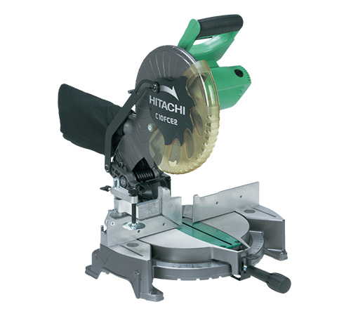 Hitachi C10FCE2 Miter Saw